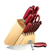 Hampton Forge Signature 14 Piece Argentum Knife Block Set