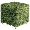 BIDKhome Faux Boxwood Cube Hedge