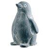 BIDKhome Cast Iron Penguin Figurine (Set of 2)