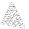 BIDKhome Pyramid Iron Votive