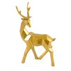 BIDKhome Head Back Deer Figurine
