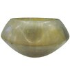 BIDKhome Vertical Hand-Cut Decorative Bowl