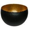 BIDKhome Iron Decorative Bowl