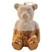 BIDKhome Paper Maché Bear Ornament (Set of 6)