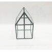 BIDKhome Iron/Glass Terrarium
