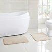 Victoria Classics Shroeder 2 Piece Bath Rug Set