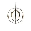 Hubbardton Forge Cirque 8 Light Chandelier