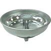Sunbeam World Wide Sourcing Stainless Steel Basket Strainer-Peg Post