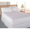 Perfect Fit Industries Perfect Fit 400 Thread Count Clean and Fresh Total Protection Mattress Pad