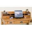 """Sunny Designs Sedona 13"""" H x 57"""" W Desk Hutch"""