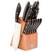 Oster Oster Huxford 14 Piece Knife Set