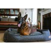 P.L.A.Y. Houndstooth Lounge Dog Bed