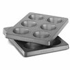 KitchenAid Professional-Grade Non-Stick 6-Cavity Muffin Pan (Set of 2)