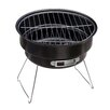 "GigaTent 64"" Charcoal Grill with Cooler"