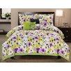 Luxury Home La Petit 6 Piece Comforter Set