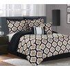 Luxury Home Grandview 7 Piece Comforter Set