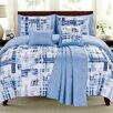 Luxury Home Maddox Juvi Comforter Set
