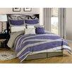 Luxury Home Freda 8 Piece Comforter Set