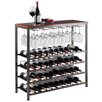 Luxury Home Michelle 40 Bottle Floor Wine Rack