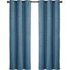 Luxury Home Swirl Curtain Panel (Set of 2)