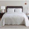 Luxury Home Westland 3 Piece Quilt Set