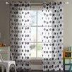 Luxury Home Sophie Single Curtain Panel