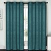 Luxury Home Starlet Curtain Panels (Set of 2)