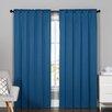 Luxury Home Woodbridge Single Curtain Panel