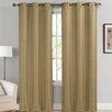 Luxury Home Celine Curtain Panel (Set of 2)