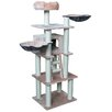 "Kitty Mansions 65"" Miami Cat Tree"