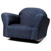 Keet Keet Bubble Denim Children's Cotton Rocking Chair