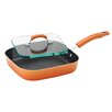 "Rachael Ray Porcelain II 11"" Nonstick Griddle"