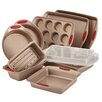 Rachael Ray Cucina 10 Piece Nonstick Bakeware Set