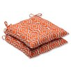 Pillow Perfect Starlet Outdoor Seat Cushion (Set of 2)