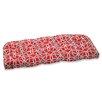 Pillow Perfect Keene Outdoor Loveseat Cushion
