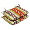 Pillow Perfect Roxen Outdoor Seat Cushion (Set of 2)