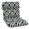 Pillow Perfect New Geo Outdoor Chair Cushion