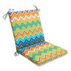 Pillow Perfect Zig Zag Outdoor Chair Cushion