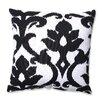 Pillow Perfect Azzure Cotton Throw Pillow