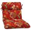 Pillow Perfect Tamariu Alfresco Valencia Outdoor Chaise Lounge Cushion