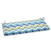 Pillow Perfect Marquesa Marine Outdoor Bench Cushion