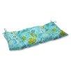 Pillow Perfect Calypso Outdoor Loveseat Cushion