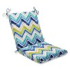 Pillow Perfect Marquesa Marine Outdoor Lounge Chair Cushion