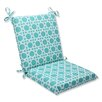 Pillow Perfect Kane Outdoor Lounge Chair Cushion