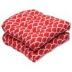 Pillow Perfect Sunny Outdoor Dining Chair Cushion (Set of 2)