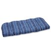 Pillow Perfect Wickenburg Outdoor Loveseat Cushion