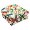 Pillow Perfect Resort Outdoor Bench Cushion (Set of 2)
