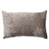 Pillow Perfect Tuscany Dots Flax Cut Lumbar Pillow