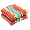 Pillow Perfect Westport Outdoor Bench Cushion (Set of 2)