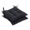 Pillow Perfect Fresco Outdoor Seat Cushion (Set of 2)